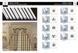 Perfil de aluminio fabricante de la rampa de cortina