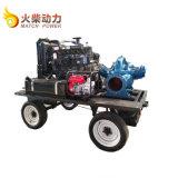 Les ventes à chaud de haute qualité 90kw jeu de la pompe à eau du moteur diesel