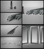 素晴らしいデザインアルミニウムのモジュラー展覧会ブース