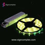 16color caldo modella il regolatore Touchable di illuminazione dei canali la rf LED di RGB 3 con Ce RoHS