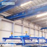 Truss 천장 기중기를 건립하는 100 톤 브리지 기중기