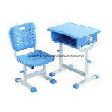 Mesa e cadeira de estudante de altura ajustável de estilo novo K025A + Kz11A