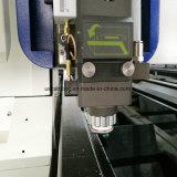 Le CNC laser à fibre de la faucheuse pour l'acier inoxydable