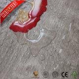Plancher imperméable à l'eau de stratifié d'extérieur avec la surface grattée par main