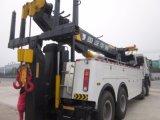 Sinotruk HOWO 6X4 Wrecker дорожного движения погрузчика буксировки погрузчика подъема погрузчика