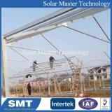 Стальная рама Multi-Span PC крышки солнечной энергии в сельском хозяйстве парниковых