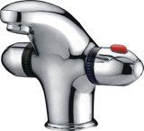Únicos mercadorias de /Tap/Sanitary do Faucet da bacia da alavanca/Faucet termostático (CAG40271)