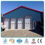 Prêt fait bon accueil garage préfabriqué Structure en acier