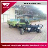 De vierwielige Lading UTV van het Nut van de Kipper van het Diesel Landbouwbedrijf van de Macht