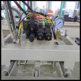 Einfach automatischer konkreter Kleber-Ziegelstein, der Maschinerie bildet