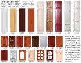 E1 18mm Porte armoire de cuisine avec film PVC Porte du Cabinet MDF porte armoire de cuisine de base