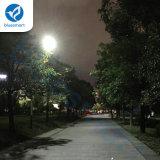 [100و] شمسيّ خارجيّة حديقة [لد] جدار ضوء مع [ليثيوم بتّري]