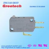 전자 레인지와 기구를 위한 전기 3 핀 5A 마이크로 스위치