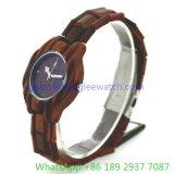 女性(JA-15011)のための2016最上質の木製の腕時計