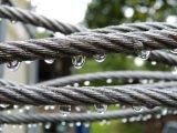 Câble galvanisé 6X36iwrc de corde de fil d'acier