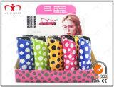 Nueva Colección colorida bolsa pasador de bisagra gafas de lectura (WRP410266)
