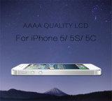 iPhone 5g 5s 5cのための携帯電話LCD