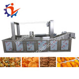 Aço inoxidável Lijie Esponja esfoliante Amendoim Máquina de fritura