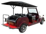 6 Seaters電気型のクラシック車