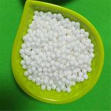 Sfera stridente di ceramica di Zirconia bianco di resistenza all'usura di alta precisione