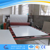 El techo del yeso del PVC embaldosa el panel de techo 603*603*9mm/PVC 238 996