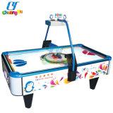 Säulengang-Spiel-Luft-Hockey-Tisch der Münzen4 Spieler-Kinder