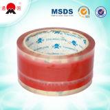 Nastro trasparente adesivo dell'imballaggio di sigillamento della scatola di BOPP