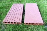 Espaço de longa duração sintético deck composto de plástico de madeira Varanda piso piso varanda em deck