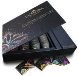 Причудливый и роскошный упаковывать коробки шоколада бумаги качества еды