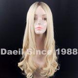 긴 페루 여자 머리 가발