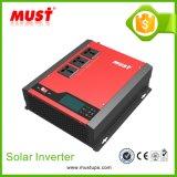 Dever fora do inversor puro solar PV1100 da onda de seno do sistema 24V da grade para casa solar