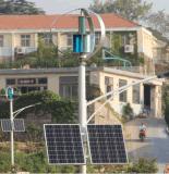 turbina di vento 400W e sistema verticali di fuori-Griglia del comitato solare