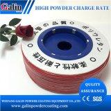 Gema/spruzzo del rivestimento polvere di Galin/macchinetta a mandata d'aria pistola del rivestimento/della vernice (nera/colore rosso) per Gema