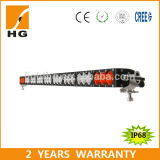 Ce Aprovado 27 '' 150W Single Row Amber White Bi-Colored Light Light LED para carro