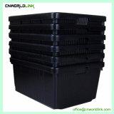 En el hogar y empresa de transportador de plástico de gran volumen Caja de volumen de negocios