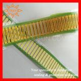 ハロゲン自由な熱-縮みやすいワイヤー識別袖