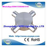 Lampada dell'interno calda dell'indicatore luminoso della parete di prezzi di fabbrica di vendita di Yaye 18 Ce/RoHS 2With3With4W /6W LED con 2/3 di anno di garanzia