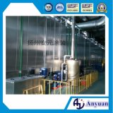 Riga di rivestimento automatica della polvere di alta qualità per i prodotti metalliferi