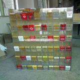 Acrylzigaretten-Bildschirmanzeige-Regal Btr-D3002