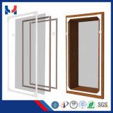 Schermo impermeabile flessibile della finestra di basso costo per la finestra di scivolamento