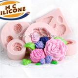 RTV2 Fabrication de moules de savon en caoutchouc de silicone / Mouldmaking de bougies / Mouldmaking Candy