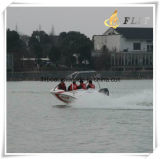 4.67m 16FT Mini Sport Boat com 2 Stroke 90HP Outboard Engine