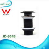 Bacia de alta qualidade dos resíduos de Pop-up com marca de água de drenagem