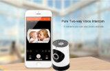 CCTV 180 Grad WiFi drahtlose Fisheye panoramische bedienungsfertige IP-Netz-Kamera