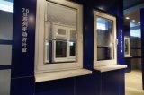 PVC Windows와 PVC 문 단면도