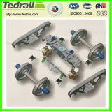Charriot flexible de contrôle de Tedrail (TYPE T4)
