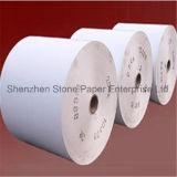 Papier en pierre (RPD) Papier minéral riche en double revêtement