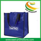 PP 주문 크기를 가진 비 길쌈된 박판으로 만들어진 물색 끈달린 가방