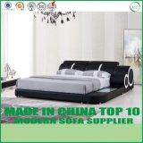 Neues Ankunfts-Leder-Schlafzimmer-Set für Schlafzimmer-Möbel