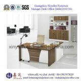 금속 다리 (M2603#)를 가진 중국 사무용 가구 MFC 사무실 책상